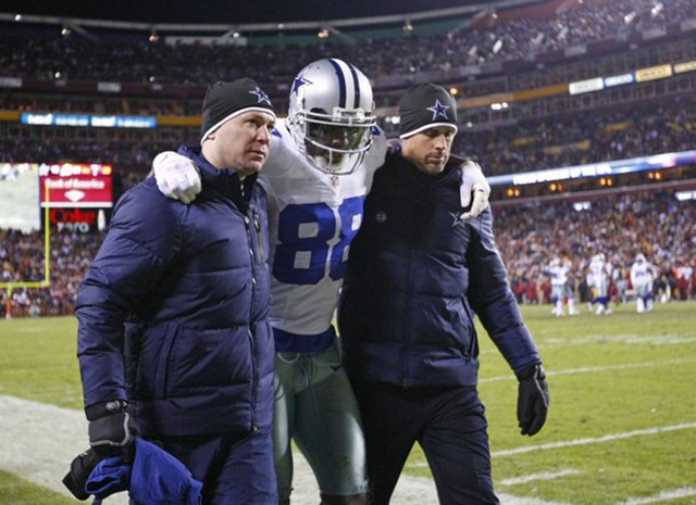 Daily Fantasy Stock Report Cowboys Wr Dez Bryant Declared