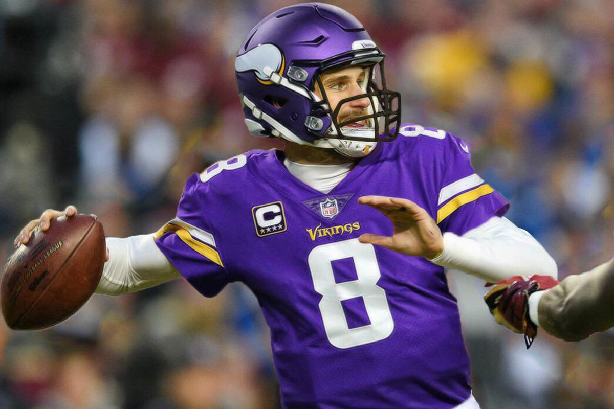 547205ee2d0 Kirk Cousins has signed with the Minnesota Vikings on a three-year