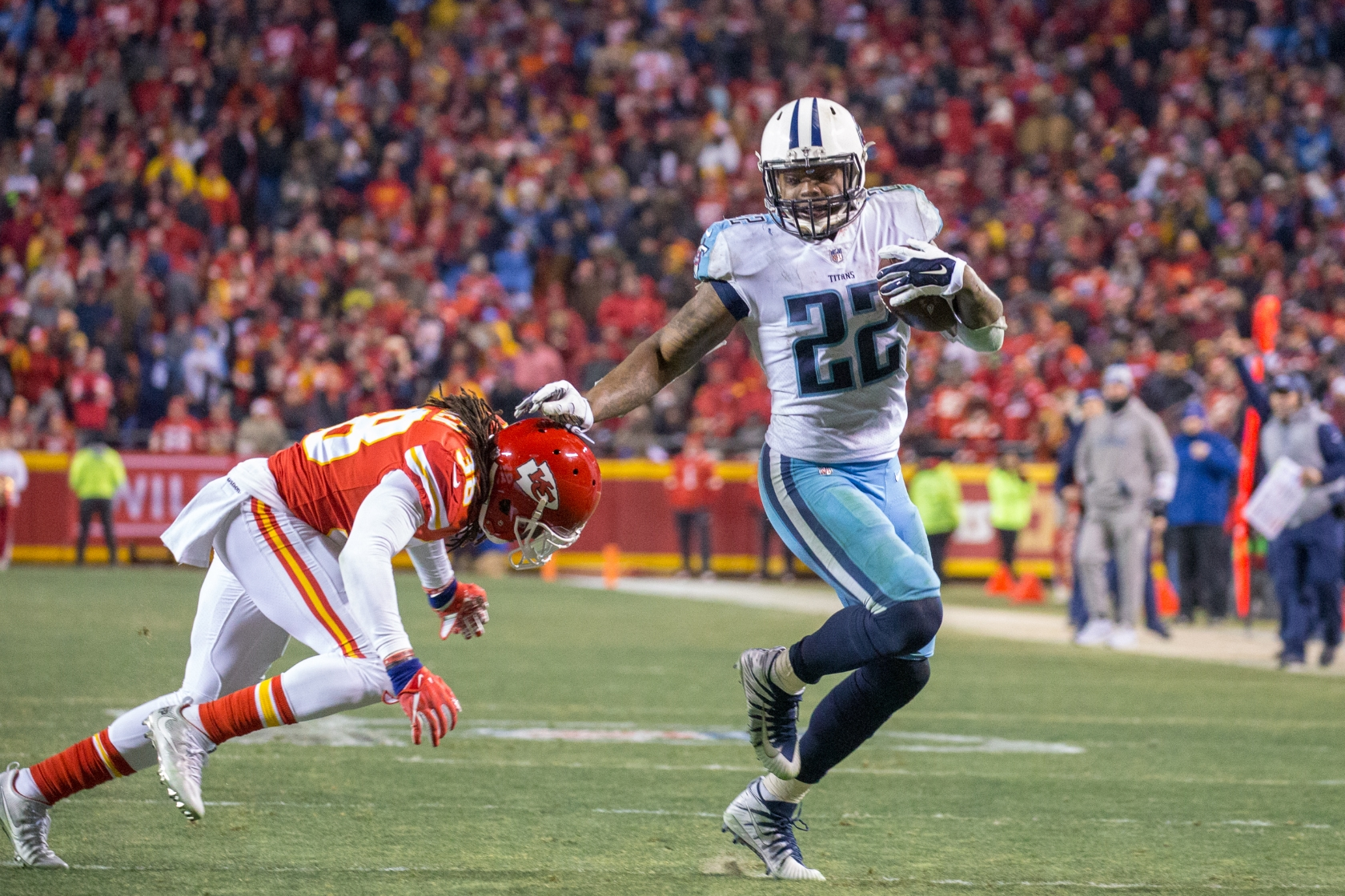 Finally Unleashed, Derrick Henry Catapults into High-End ...Derrick Henry