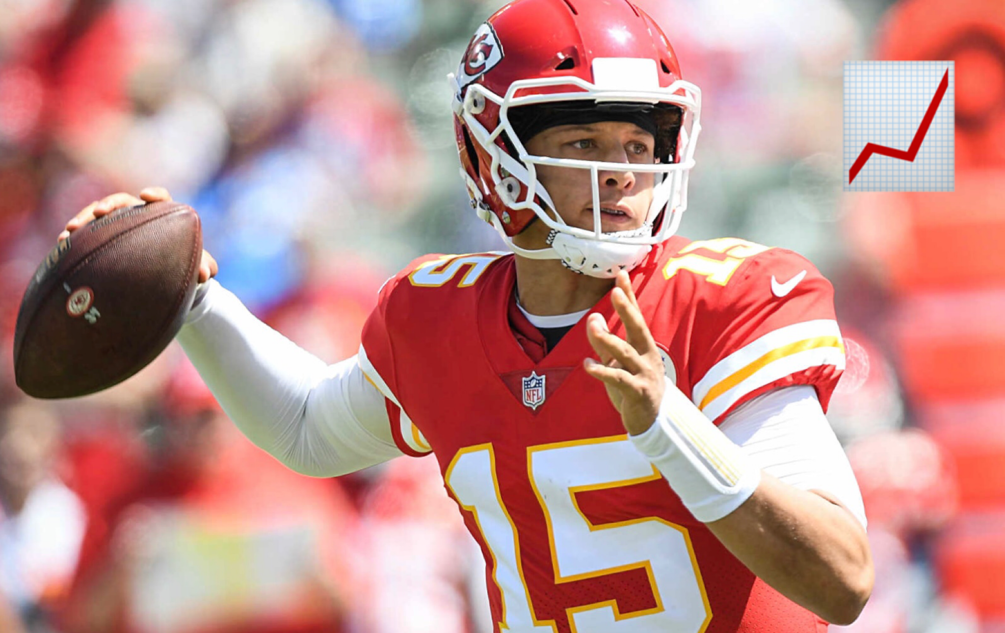 Patrick Mahomes Is The Real Fantasy Football Deal Deadly Rapport