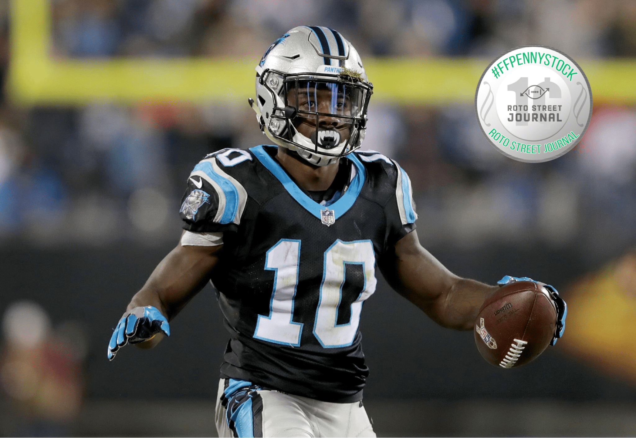 quality design 68d03 aaae4 Curtis Samuel is Climbing up Cam Newton's Target Totem Pole ...