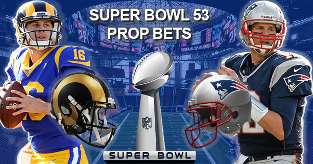 Super Bowl 53 Prop Bets Picks and Breakdown - Roto Street Journal 249773f5d