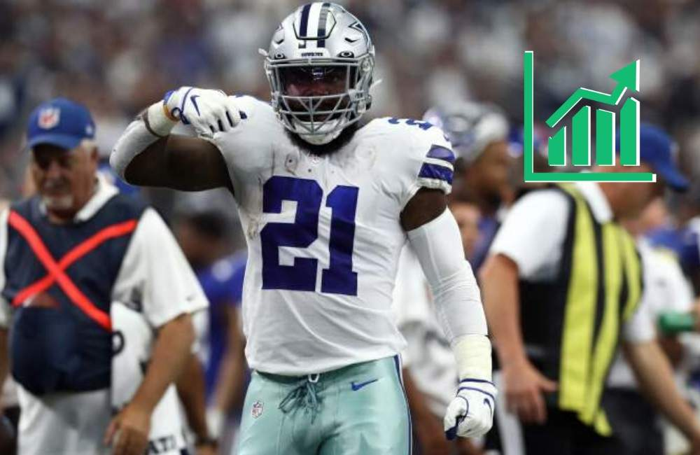 Ezekiel Elliott S 2020 Fantasy Value Helped Not Hurt Under Mccarthy Roto Street Journal