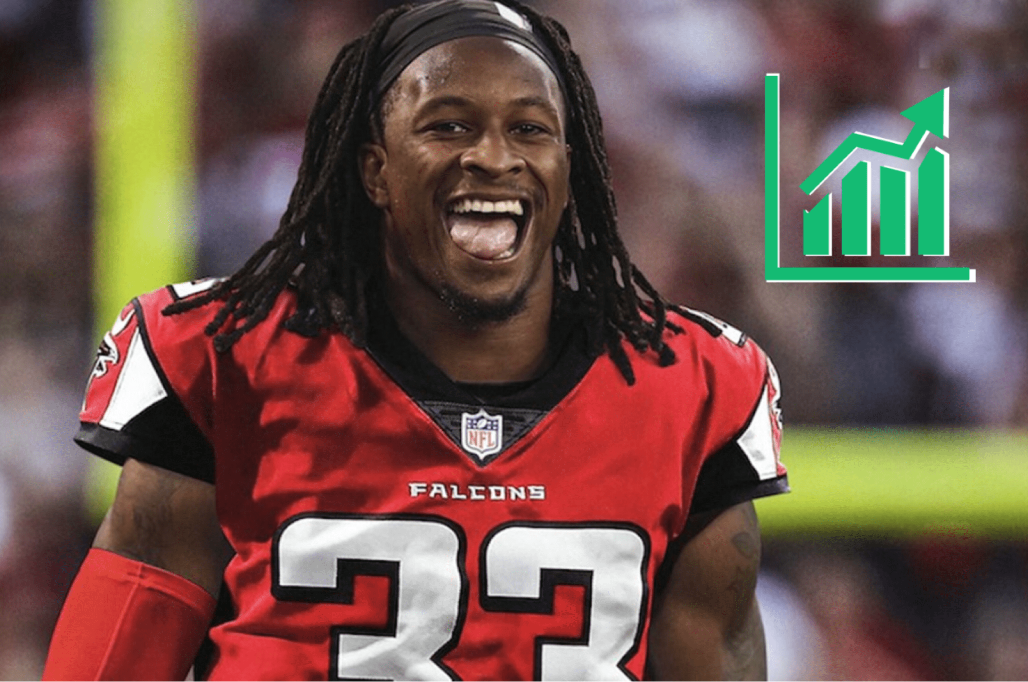 Todd Gurley S Fantasy Value With Falcons In 2020 Roto Street Journal