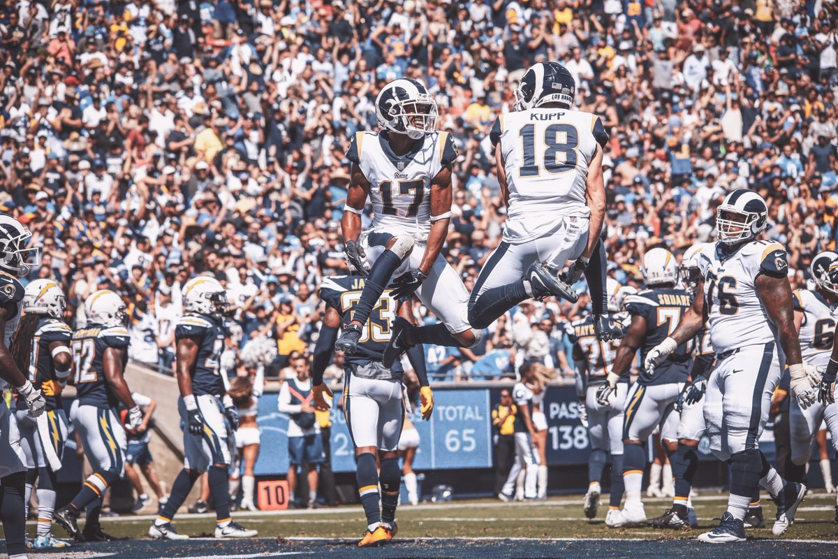 Why Robert Woods Will Lead The Rams Wrs In 2020 Fantasy Points Roto Street Journal