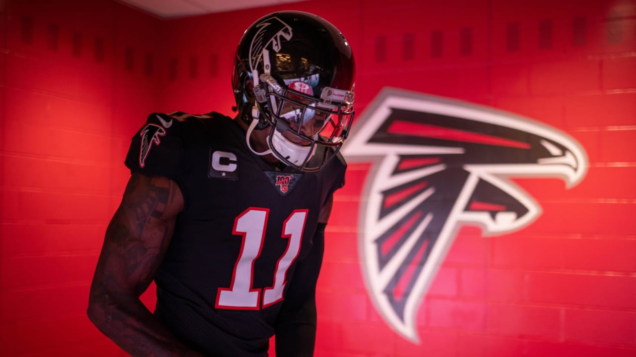 Why Julio Jones Could Slip Out Of Fantasy Football Wr1 Territory In 2020 Roto Street Journal