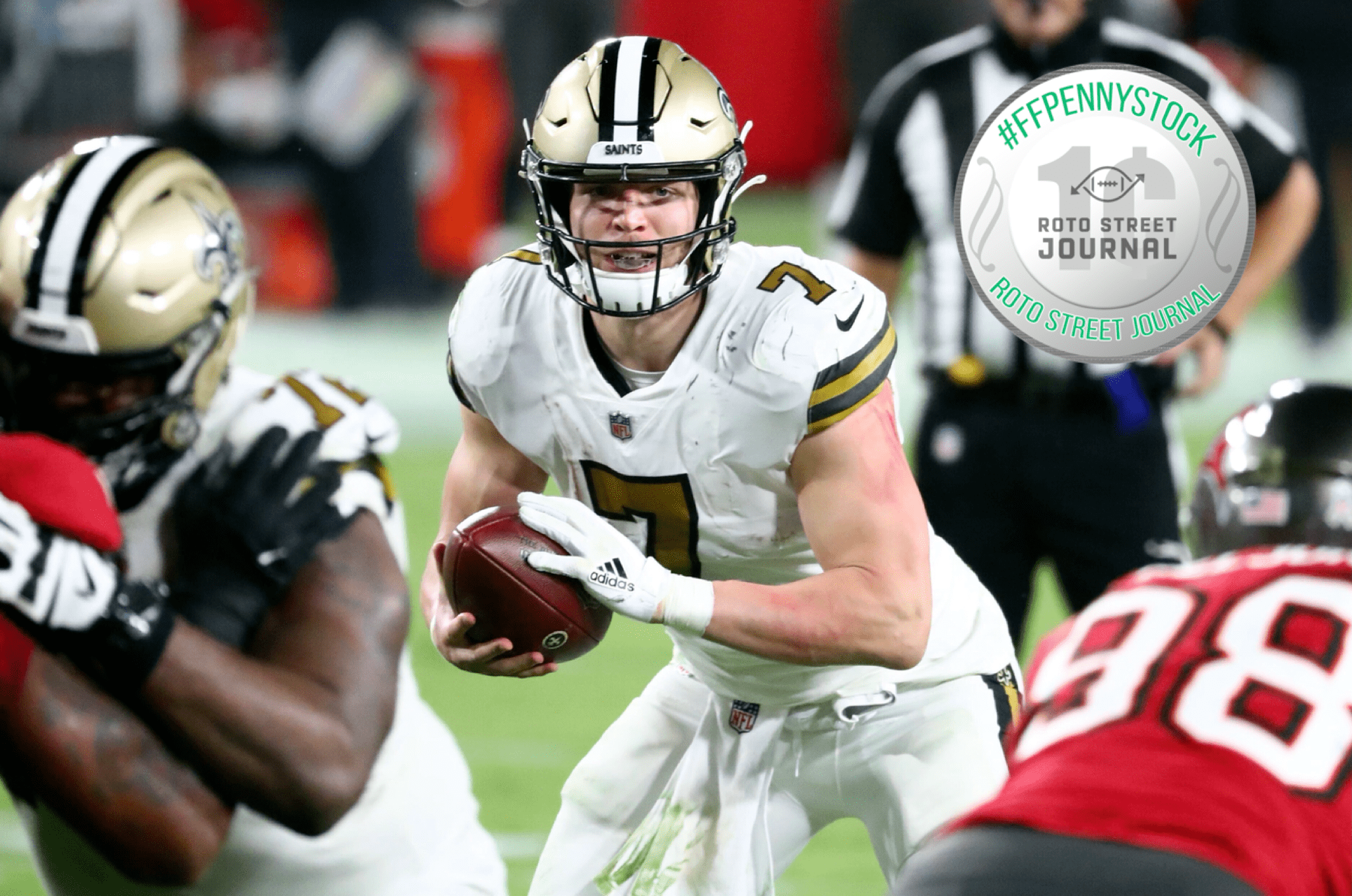 Taysom Hill Fantasy Outlook Week 11 Starting Qb Qb Te Cheat Code On Espn Fantasy Roto Street Journal